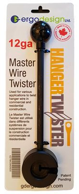 Outil Master Wire Twister calibre 12