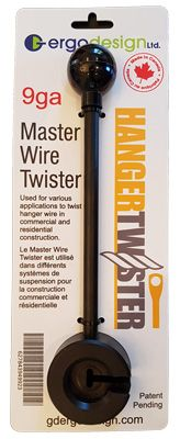 Outil Master Wire Twister calibre 9